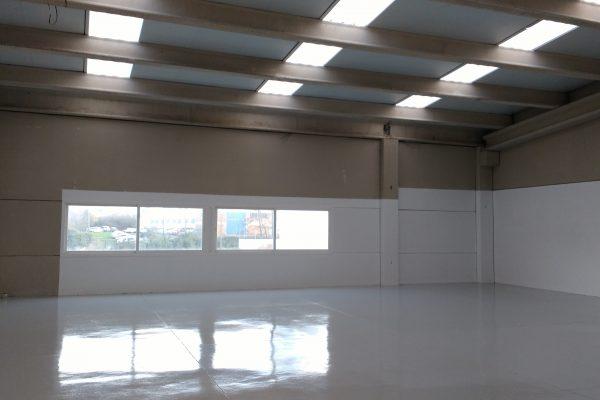 Licencias de actividad en edificios industriales